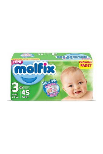 MOLFIX 3D JUMBO MIDI 45'LI   resmi