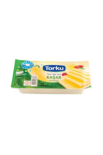 TORKU TAZE KAŞAR 650 GR  resmi