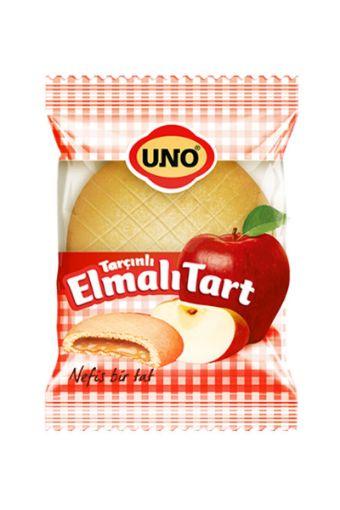 UNO ELMALI TART 50 GR  resmi