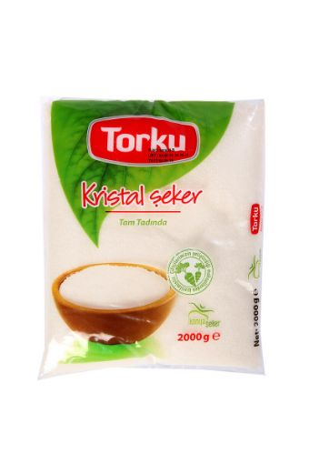 TORKU TOZ ŞEKER POŞET 2 KG  resmi