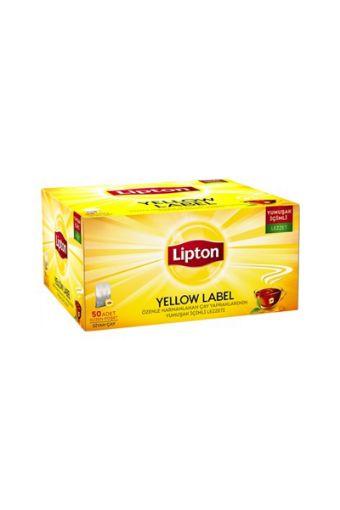 LiPTON YELLOW LABEL TB 50 GR  resmi