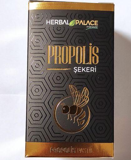 HERBAL PLACE PROBOLİS ŞEKERİ 60 GR resmi