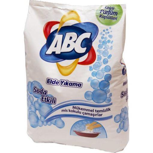 ABC TOZ SODA ETKİLİ 600 GR resmi