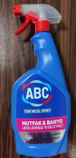 ABC MUTFAK&BANYO SPREY  BAHAR KOKULU 750 ML resmi