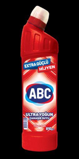 ABC HİJYEN AŞKI ULTRA ÇAMAŞIR SUYU 810 GR resmi